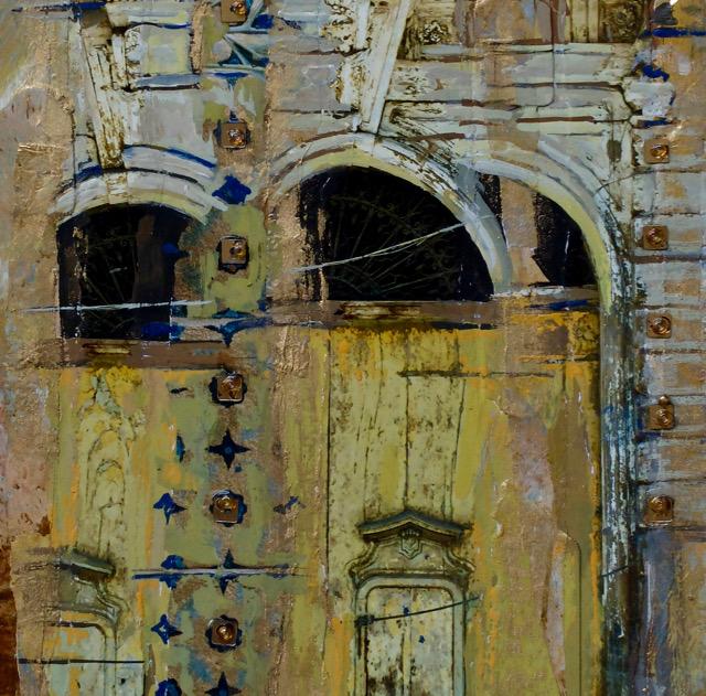 Sicily - Syracuse Balcony